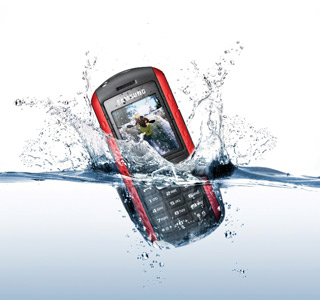 rough and tough samsung marine mobile phone'