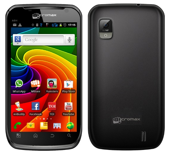 Micromax Superfone A84 Launched In India For Rs. 9999