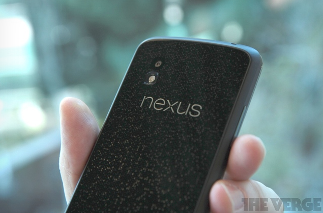 Google nexus 4 India launch