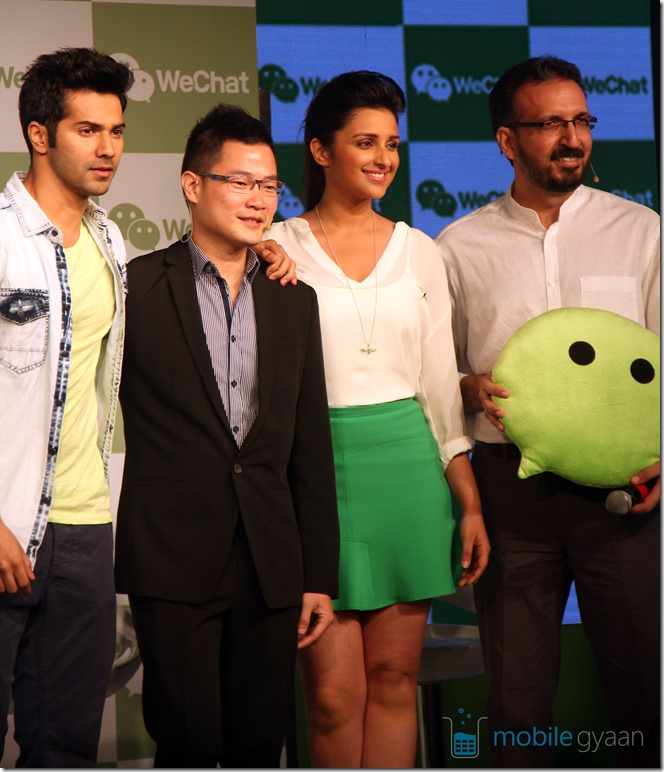 WeChat India Launch-mobile gyaan