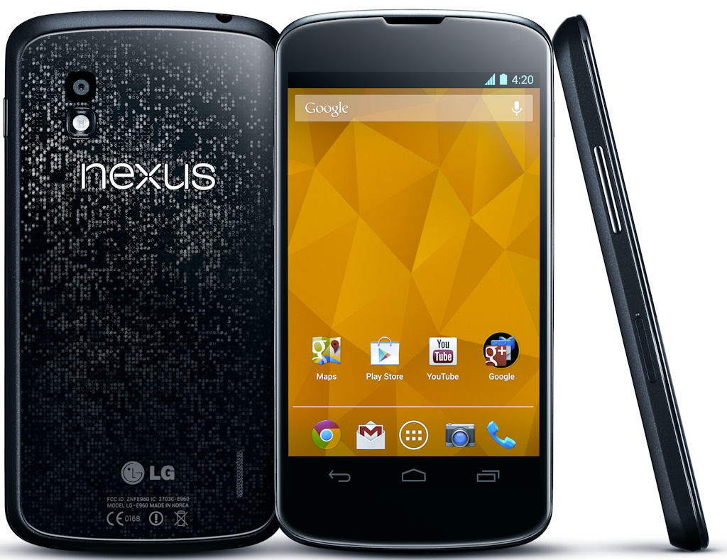 Nexus 4 India launch