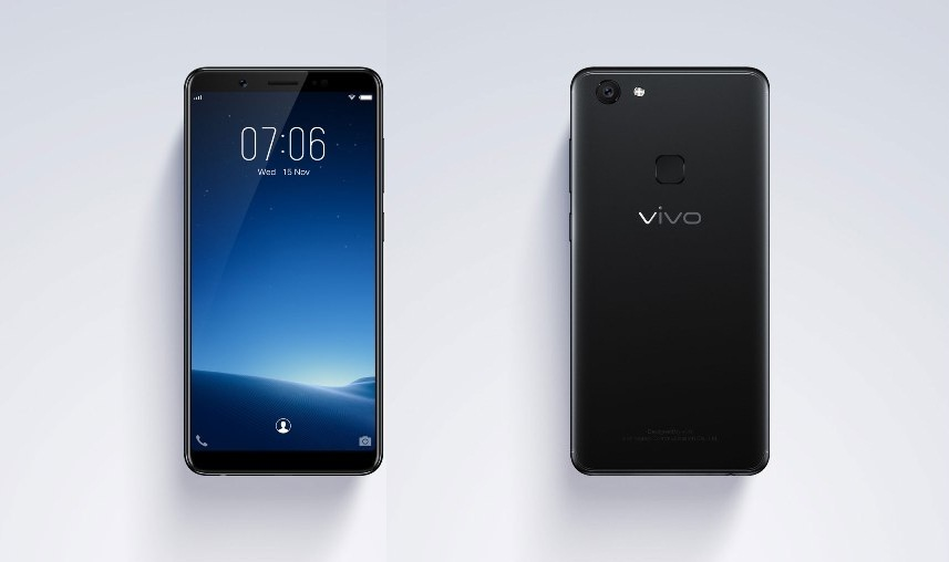 vivo-v7-india-launch-offers-price-in-india-specs-camera-mobilegyaan-matte-black
