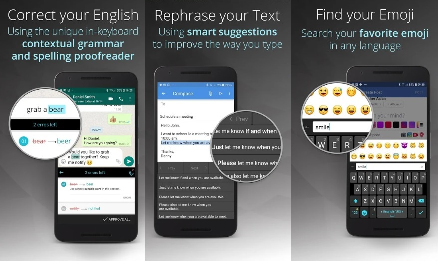 Best Free Third-Party Android Keyboards