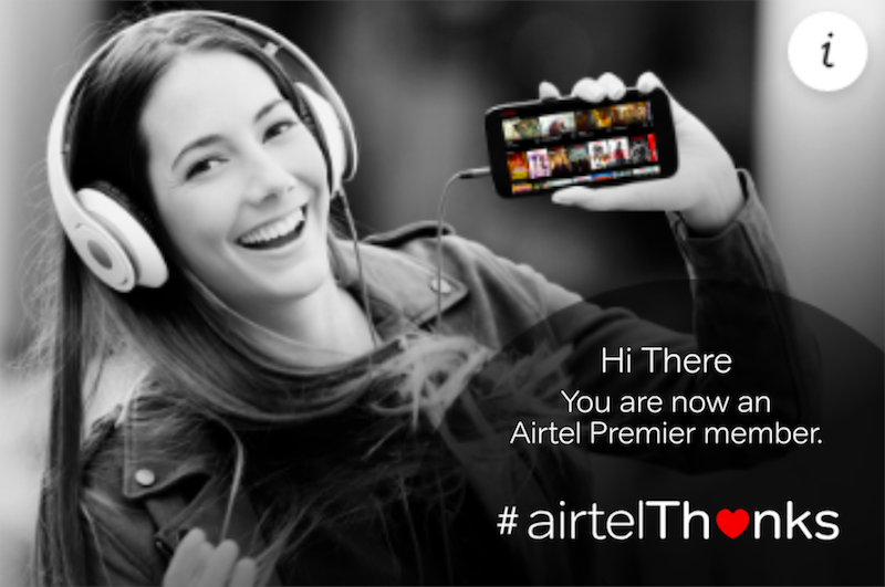 Airtel Thanks Upgraded with Exclusive Benefits for Platinum Customers