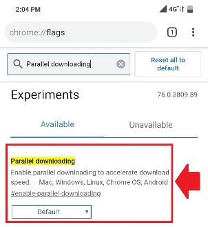 enable-parallel-downloading-in-Google-Chrome-for-Android